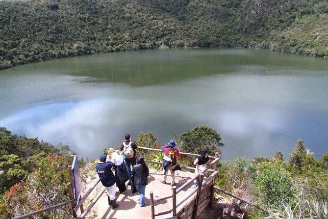 Bogotá Laguna de Guatavita: Pre-Columbian History and Culture