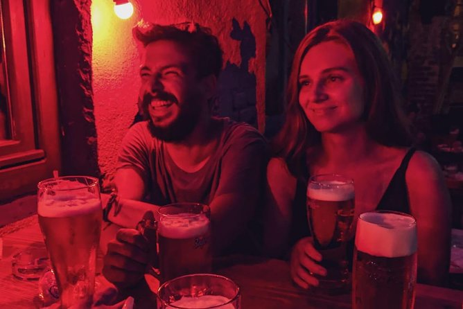 The World of Pubs and Taverns: A Golden Mile