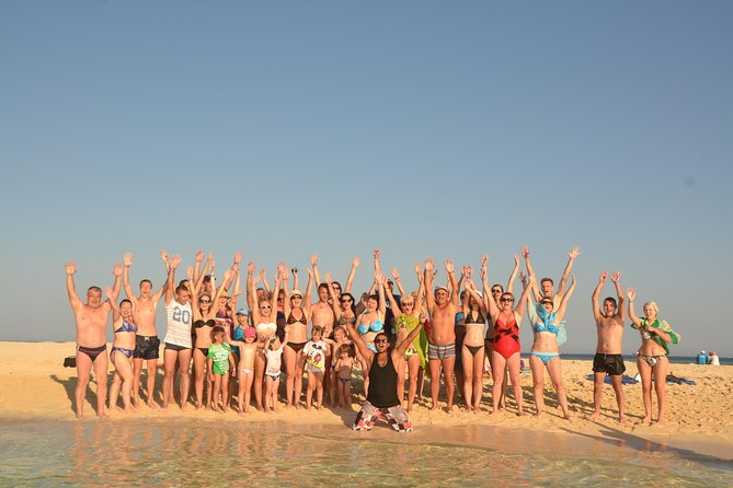Utopia Island Sea snorkeling Trip - Hurghada