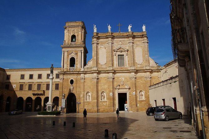 Brindisi Like a Local: Customized Private Tour