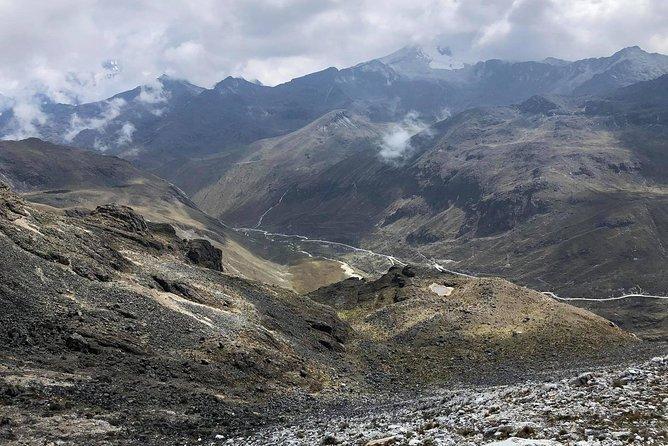 HUAYNA POTOSI. MOUNTAIN TREK. Full Day