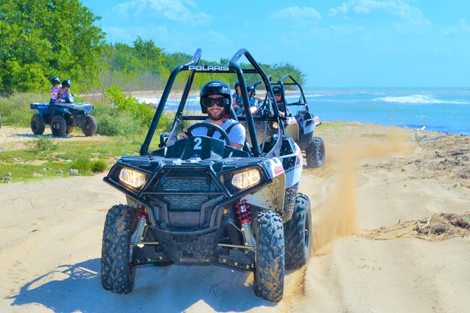 Jamwest Motorsports 3 car Driving Experience and ATV Combo