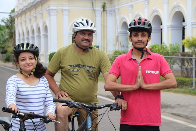 Explore the unexplored by guided cycle tour