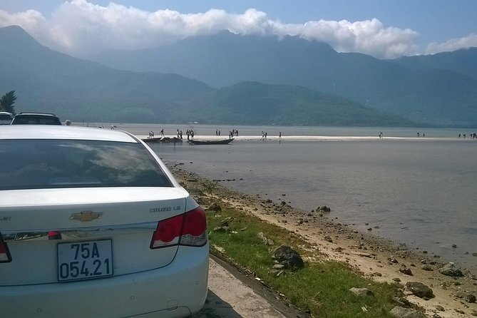 Private transfer from Hue to Hoian with Hai Van Pass and Lang Co Beach photo 3