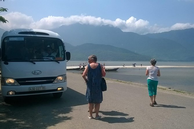 Private transfer from Hue to Hoian with Hai Van Pass and Lang Co Beach photo 2