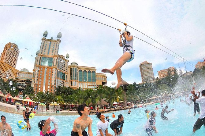 Sunway Lagoon One Day Admission Tickets