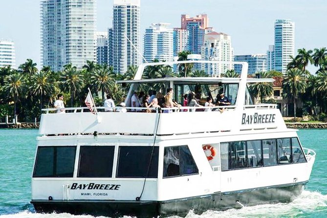 Miami City Tour + Boat Tour
