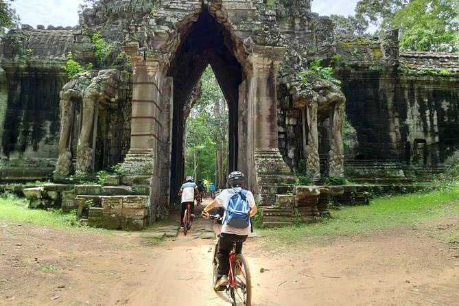 4 Days Angkor Cycling