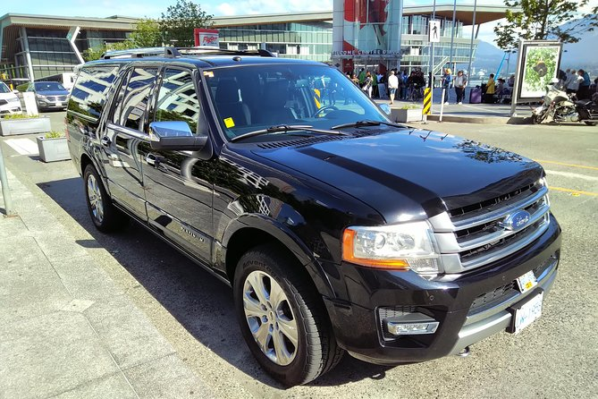 Private Transfer, Langley, BC to Vancouver International Airport-VIP SUV