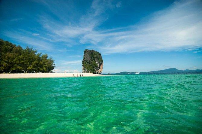 4 Islands By Speed Boat from Krabi