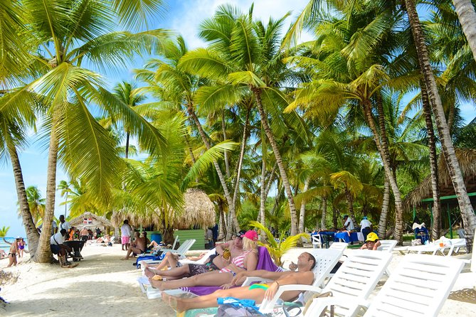 Private transport to bayahibe for Saona Island Tour - Day Trip All Inclusive
