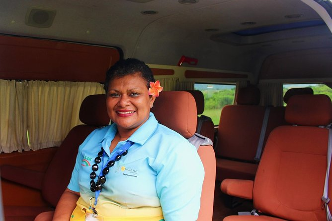 Private Transfer from Denarau Hotels/Double-Tree Fiji to Nadi Airport