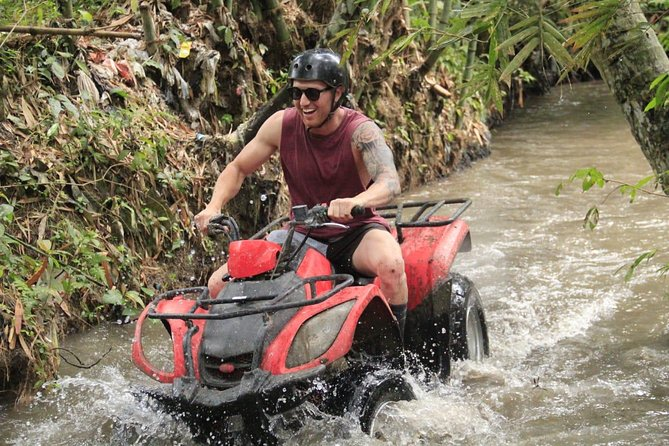 ATV Ride with Ayung River Rafting