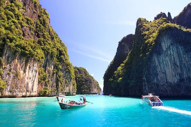 Phi Phi & Khai Island by Speed Boat photo 6
