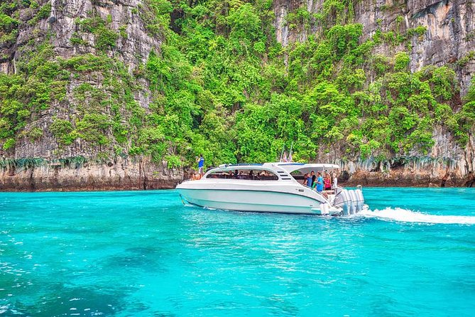 Phi Phi & Khai Island by Speed Boat photo 1