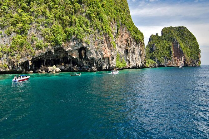 Phi Phi & Khai Island by Speed Boat photo 2
