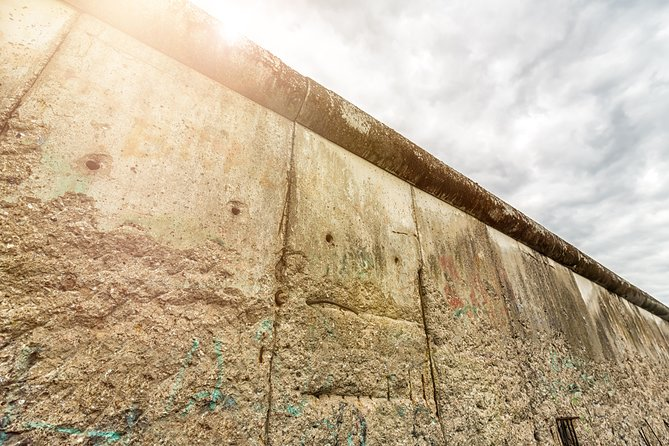 The Berlin Wall / Cold War Berlin (Private 3 Hours Tour)