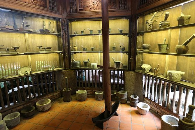 Ho Chi Minh City : Discover Ancient Pottery Village and Fito Drug Museum