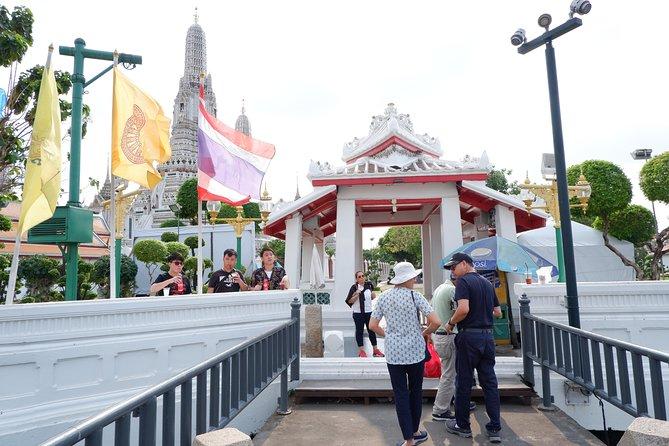 Private : Bangkok Riverside Tour by Public Transport