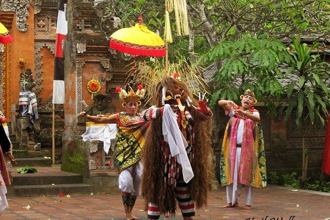 Sahadewa Barong Dance Cultural Show Admission Ticket