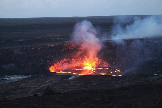 Ultimate Private Hilo Excursion: Volcanoes, Waterfall, Black Sand, Winery
