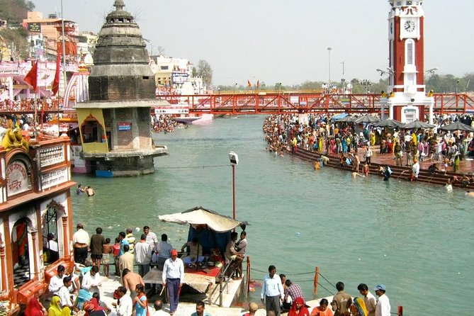 6 Days Golden Triangle Tour With Haridwar & Rishikesh