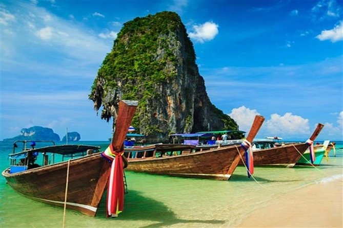 4 Islands by Long tail Boat from Krabi photo 3