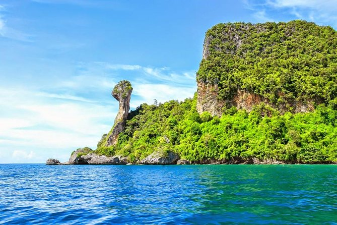 4 Islands by Long tail Boat from Krabi photo 11