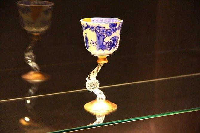 Yobitsugi ~Make Original goblet with Antique Ceramics ~