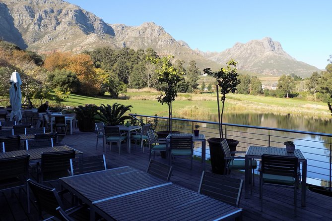 Stellenbosch Wine Tour