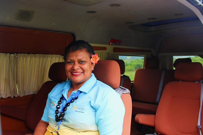 Private Transfer from Pacific Harbour hotels to Nadi Airport