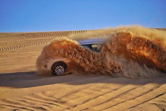 Dubai Desert Safari (with BBQ Dinner and more)