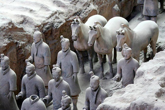 Mini Group Xian Day Tour to Terracotta Army & City Wall, Max 9 Guests, No Shops photo 6