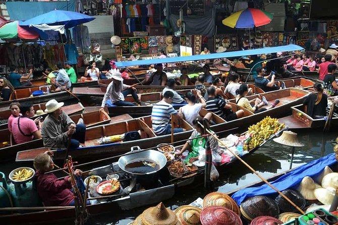 Private Tour : Damnoen Saduak Floating Market