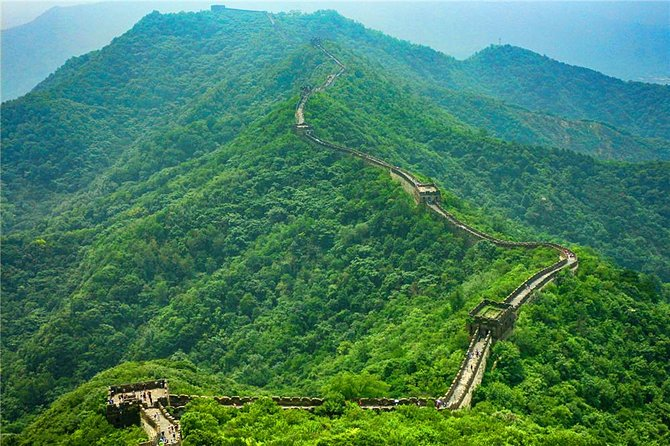 Private Muslim Day Tour to Mutianyu Great Wall with Halal Dinner