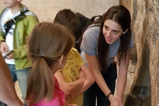 British Museum Private Tour for Kids & Families in London