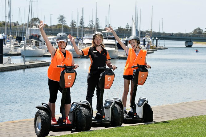 Segway Tour at Glenelg Along the Beautiful Esplanade and Beach