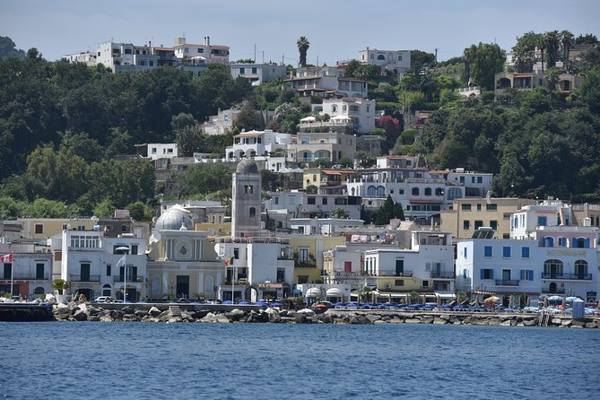 Ischia: Sant'Angelo and the southern coast