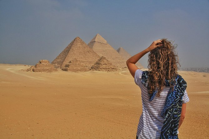 Full day tour in Cairo - Giza Pyramids and Egyptian Museum