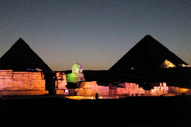 Sound and Light Show at the Pyramids with dinner photo 1
