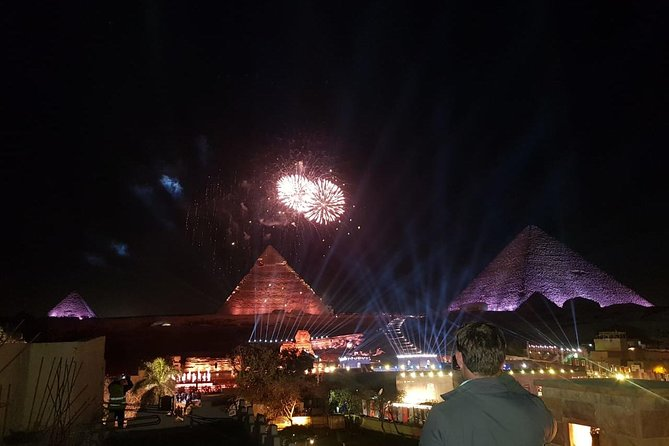 Sound and Light Show at the Pyramids photo 4