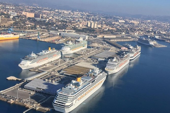 Transfer from marseille Cruise Terminal to Arles