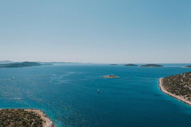 Šibenik Riviera boat tour: Zlarin + Prvić + Tijat