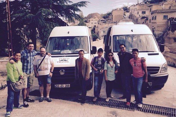 Private Transfer : Cappadocia to Konya
