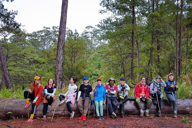 Hike & Bike to Langbiang mt in 1 Day