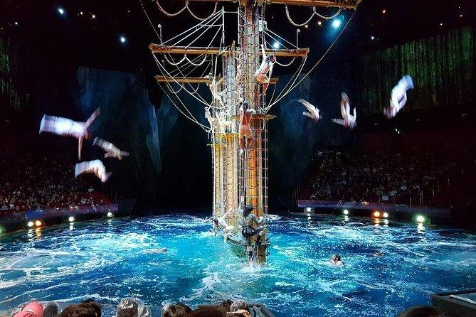 Macau The House of Dancing Water Show [E-Voucher]
