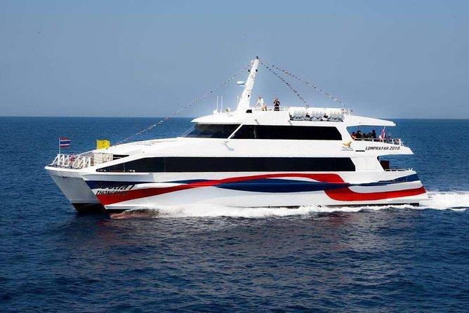 TurboJet Ferry Tickets [Economy class]