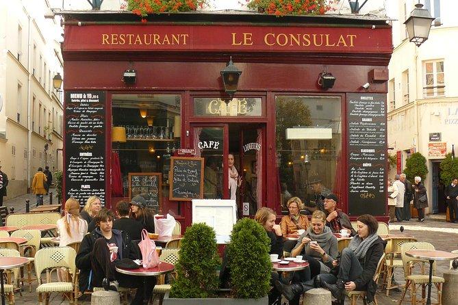 Paris Private Wine Tasting and Walk