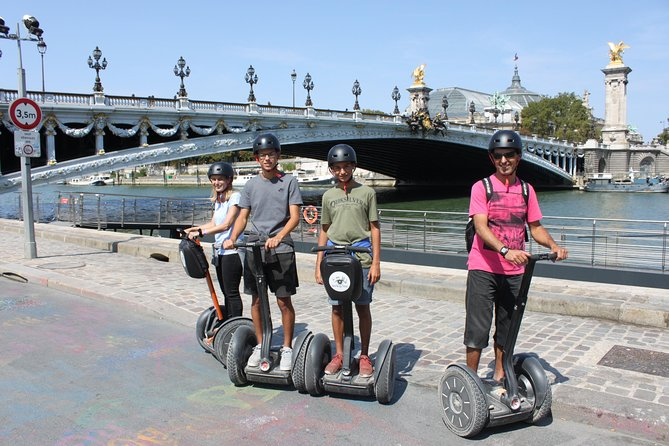 Segway tour Highlights