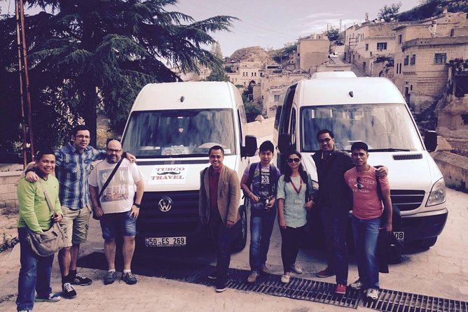 Private Transfer : Cappadocia to Antalya